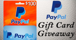 paypal gift card