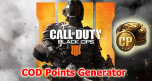 black ops 4 cod points