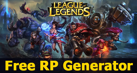 free rp league of legends