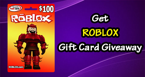 roblox gift card code generator | Sweep Prize