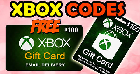 free-xbox-gift-card-codes