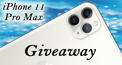 iphone 11 pro max giveaway
