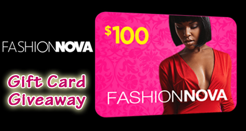 Fashion Nova Gift Card