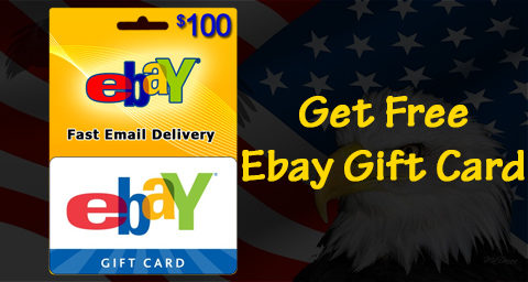 Ebay gift card giveaway