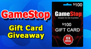 GameStop Gift Card Giveaway: Free Gamestop Gift Card Codes!