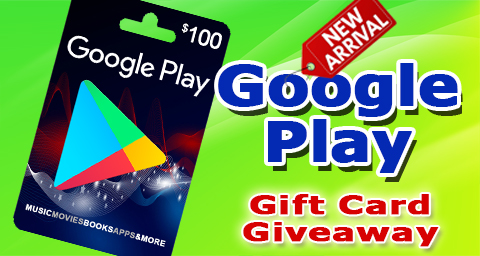 google play gift card