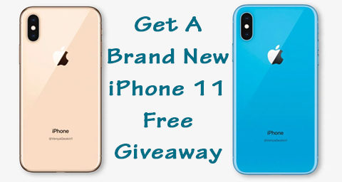 Apple iPhone 11 Giveaway