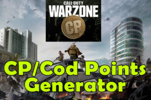 Call of Duty Warzone CP